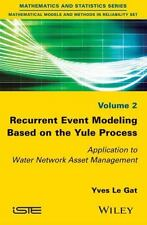 Recurrent Event Modeling Based on the Yule Process : Application to Water...