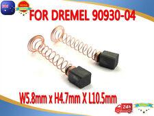 Carbon Brushes For DREMEL 90930-04 2615298790 100 200 275 300 395 595 3000 7200