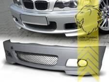 Frontstoßstange Frontschürze für BMW E46 Coupe Cabrio auch für M-Paket