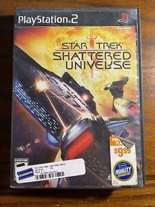 Star Trek: Shattered Universe (Sony PlayStation 2, 2004)
