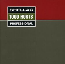 Shellac - 1000 Hurts [New CD]
