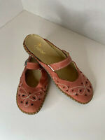 Rieker Anti Stress Pink Slip On Ladies Shoe Size 39
