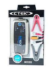 Ctek M100 Marine 12V 7A Batterieladegerät Boot IP65