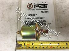 Oil Pressure Sensor for a Cummins KTA19G. PAI Brand # 050637 Ref. # 3015237