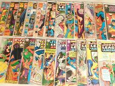 Lot of 22 Justice League of America #28-#99 Batman Justice Society 1964-1972 DC