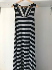 AG Arthur Galan Womens Stripped Maxi Dress, AU Size 8