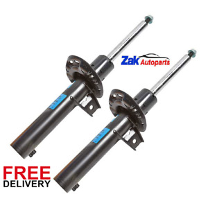 FOR VW PASSAT B6 (2005-2011) FRONT SHOCK ABSORBERS PAIR BRAND NEW