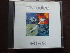 Elements The Best Of Mike Oldfield CD.Tubular Bells,Moonlight Shadow,.VGC.