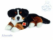 Laying Bernese Mountain Dog by Teddy Hermann Collection from Lincrafts. 92882