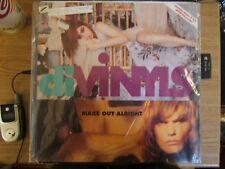 """Divinyls - Make Out Alright - UK 12"""""""
