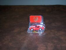 RACING CHAMPIONS - 1/64 - DODGE VIPER - RR TIRES - BRIGHT RED - LOOSE - NEW