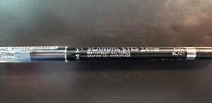 Rimmel Scandal'Eyes Waterproof Gel Eyeliner Pencil ~ 001 Black