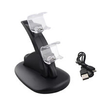 Brandnew Dual USB Charger Station Dock For PS4 Controller Charging Stand 1 PCS