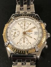 Breitling Chronomat Stainless/18k Gold, Automatic, Chronograph Watch, D13050 11P