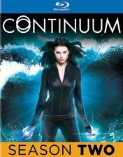 Continuum: Season 2 [Blu-ray] New DVD! Ships Fast!