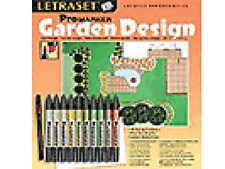 Letraset PROMARKER 10 Marcador Pen Set De Diseño De Jardines