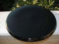"Mikasa  CONCEPT  BLACK KRD01  Open Plate 8"""