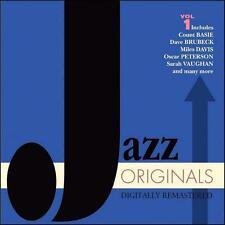 JAZZ ORIGINALS VOL.1- VARIOUS ARTISTS (NEW SEALED 2CD)