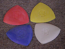4 X TAILORS CHALK - Red-Blue-White-Yellow one of each coloured Tailors Chalks