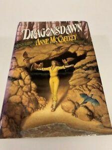 Dragonsdawn by Anne McCaffrey Signed HC 2E