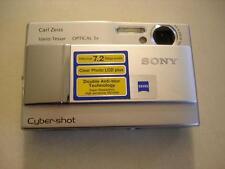 LikeNew SONY CyberShot DSC-T10 7.2MP Digital Camera