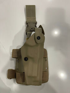 Safariland 6005-73-551 FDE M9 With or Without Rail Beretta 92F Right Hand