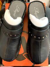 Propet Black Santa Barbara Leather W0273 size 5.5/B(M)NEW