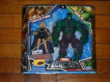 Marvel Legends Valkyrie & Hulk 6in. Action Figures