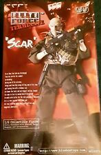 Elite Force Terminate SCAR 1/6 Collectible Figure NEW!