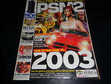 PSM2 Magazine, Issue #31 (January 2003)