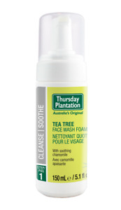 Thursday Plantation Tea Tree Face Wash Foam - 150ml