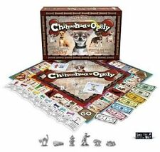 Late for The Sky Chia Chihuahua-opoly Board Game