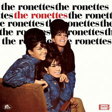 THE RONETTES FEAT VERONICA BEAR FAMILY RECORDS LP VINYLE NEUF NEW VINYL REISSUE
