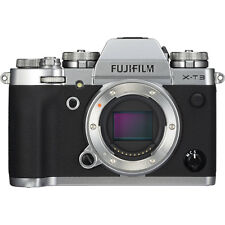 Nuevo Fujifilm X-T3 Digital Camera Body Plata
