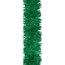 25 × 2m Tinsel Chunky Christmas Tree Decoration Garland - Assorted 9 Colours