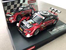 """Carrera Evolution 27509 Teufel RS 5 DTM """"M. Molina, No. 17"""" NEU OVP BOX"""