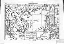Antique maps, Les isles Philippines celle de Formose, le sud de la Chine, …