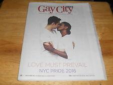 Gay City News NYC PRIDE ORLANDO Freddy Niblack Todd Verow Hrebid Allami BAX 2016