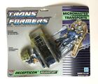 1988 Transformers ROUGHSTUFF Micromaster Transports NEW SEALED Vintage Hasbro