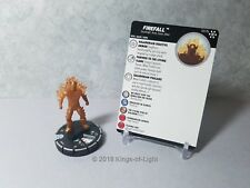 Firefall - 007b Marvel Avengers Infinity HeroClix Miniature Prime
