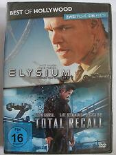 Elysium + Total Recall - Colin Farrell, Matt Damon, Jodie Foster, K. Beckinsale