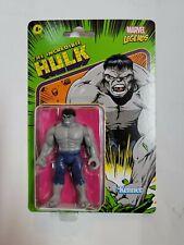 Marvel Legends Retro Collection Series 3 Gray Hulk 3.75? Figure