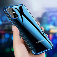 For Samsung Galaxy S20 Plus S20 Ultra Thin Clear Soft Silicone TPU Case Cover