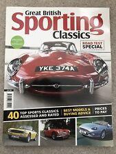 Great British Sporting Classic Cars