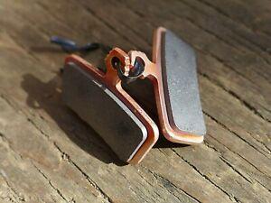 SRAM Avid CODE Disc Brake Pads Metallic Sintered GENUINE OE no Spring