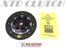 XTD STAGE 2 KEVLAR CLUTCH DISC ACURA RSX TYPE-S HONDA CIVIC Si 2.0L K20 6 SPEED