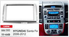 CARAV11-449 Car Stereo Radio Fascia Plate Panel Frame Kit For HYUNDAI Santa Fe