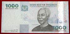 TANZANIA 1000 SHILINGI 2006 P 36b UNC