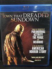 The Town That Dreaded Sundown (Blu-ray Disc, 2015)-Horror