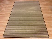 Striped Mississippi Piplu Brown Green Crucial Trading Wool Rug 125x175cm 60 off